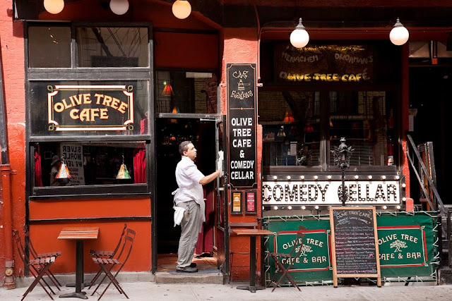 The Comedy Cellar em Nova York   Stand up e comédia
