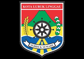 Logo Kota lubuk linggau Vector