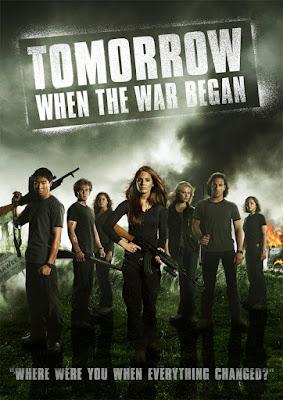 Tomorrow, When the War Began Poster