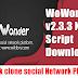 Wowonder v2.3.3 nulled script download