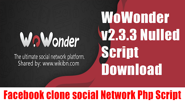 Facebook Clone Social Network Script Download