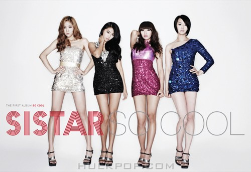 SISTAR – So Cool (FLAC + ITUNES PLUS AAC M4A)