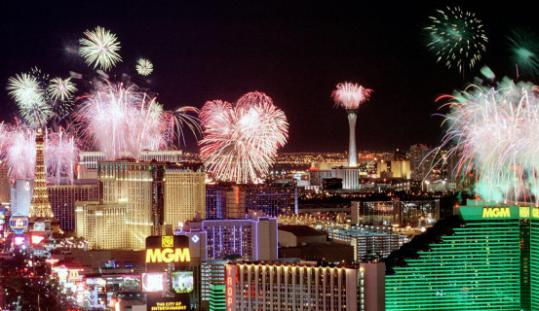 welcome: independence day in las vegas