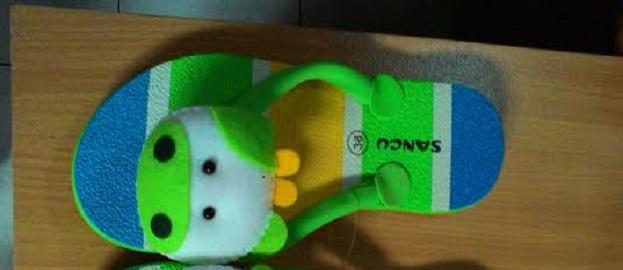 Sandal Boneka Lucu Boncu untuk anak dan dewasa