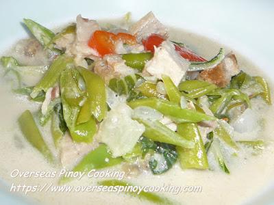 Ginataang Lechon Kawali Recipe