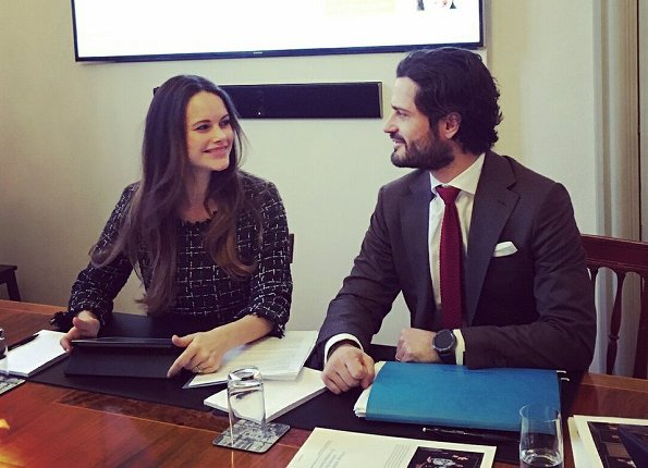 Prince Couple Foundation (Prins Carl Philips och Prinsessan Sofias Stiftelse) Prince Carl Philip and Princess Sofia