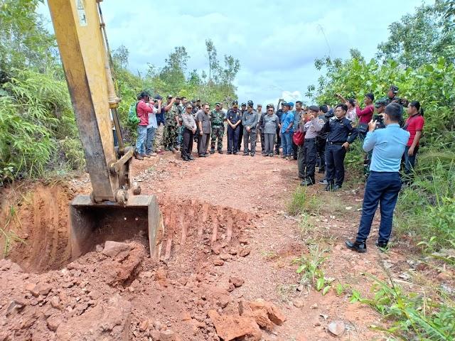 5 Jalur Tikus Perbatasan RI-Malaysia Ditutup
