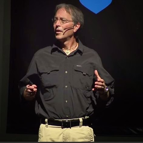 Dr. Samuel M. Richards,  Penn State University Senior Lecturer in Sociology, at a Ted Talk he gave in 2010
