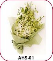 Hand Bouquet Bunga Anggrek