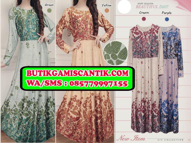 Toko Baju gamis premium harga murah di Alam Sutera  6cdb2268eb
