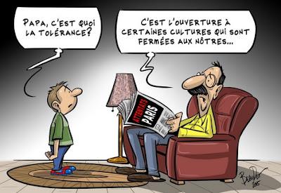 «Islamophobie» : les chiffres du CCIF ne sont pas fiables dans France humour%2Btol%25C3%25A9rance