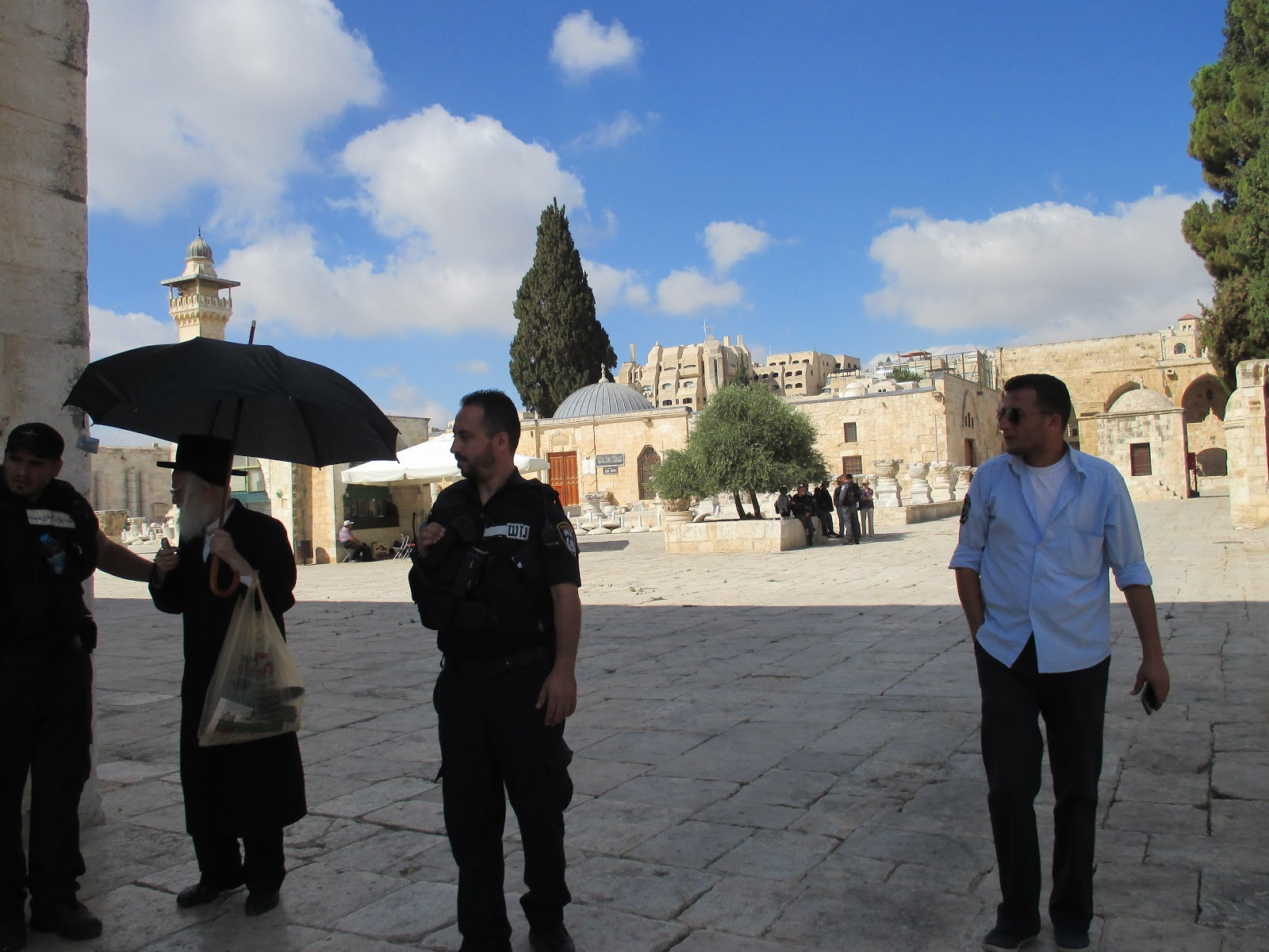 Jew Detector: A Guide To The Kotel And Temple Mount