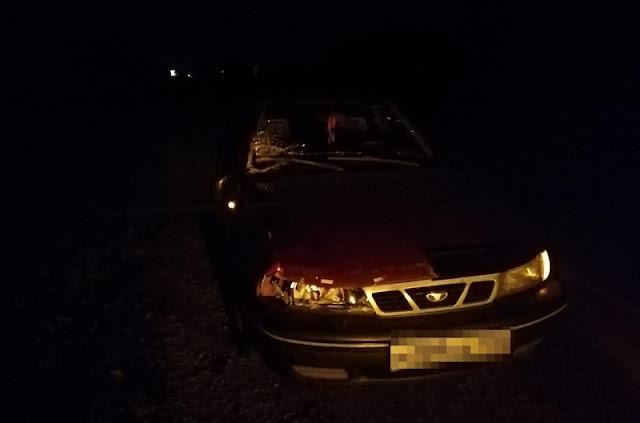 В Башкирии женщина попала под колёса Нексии