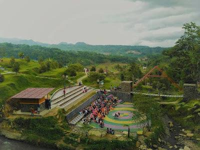 Lokasi Dan Harga Tiket Masuk Wisata Cikaret Bogor
