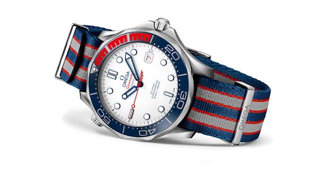 "Omega Seamaster Diver 300 M ""Commander's Watch"""