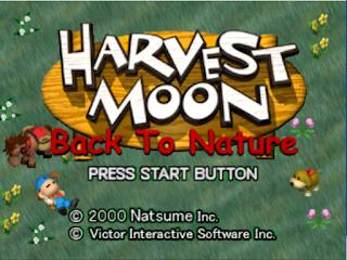 Bermain harvest moon btn