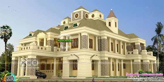 Super luxury Colonial home 790 square meter