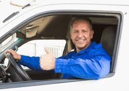 chauffeur utilitaire