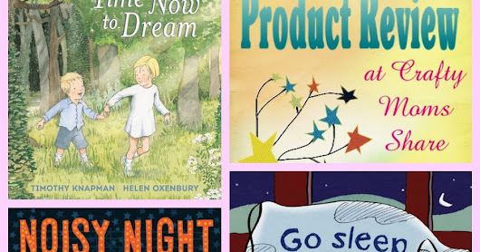 Picture Books about Night and Sleep