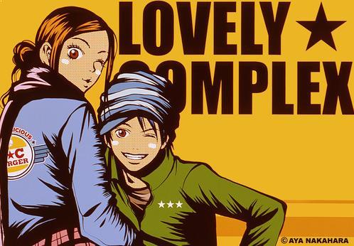 Lovely Complex - Daftar Anime Romance School Terbaik Sepanjang Masa