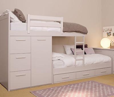 menemukan aneka macam solusi untuk menghemat ruang ialah suatu hal yang penting 65 Desain Terbaik Kamar Tidur Dengan Lemari