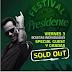 """Boletas de gradas y 'Special Guest' agotadas para el primer día del """"Festival Presidente 2017"""""""