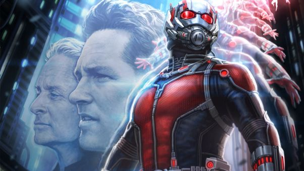 Watch Online All Marvel Movies HD on Google Xtream Ant-Man [2015]