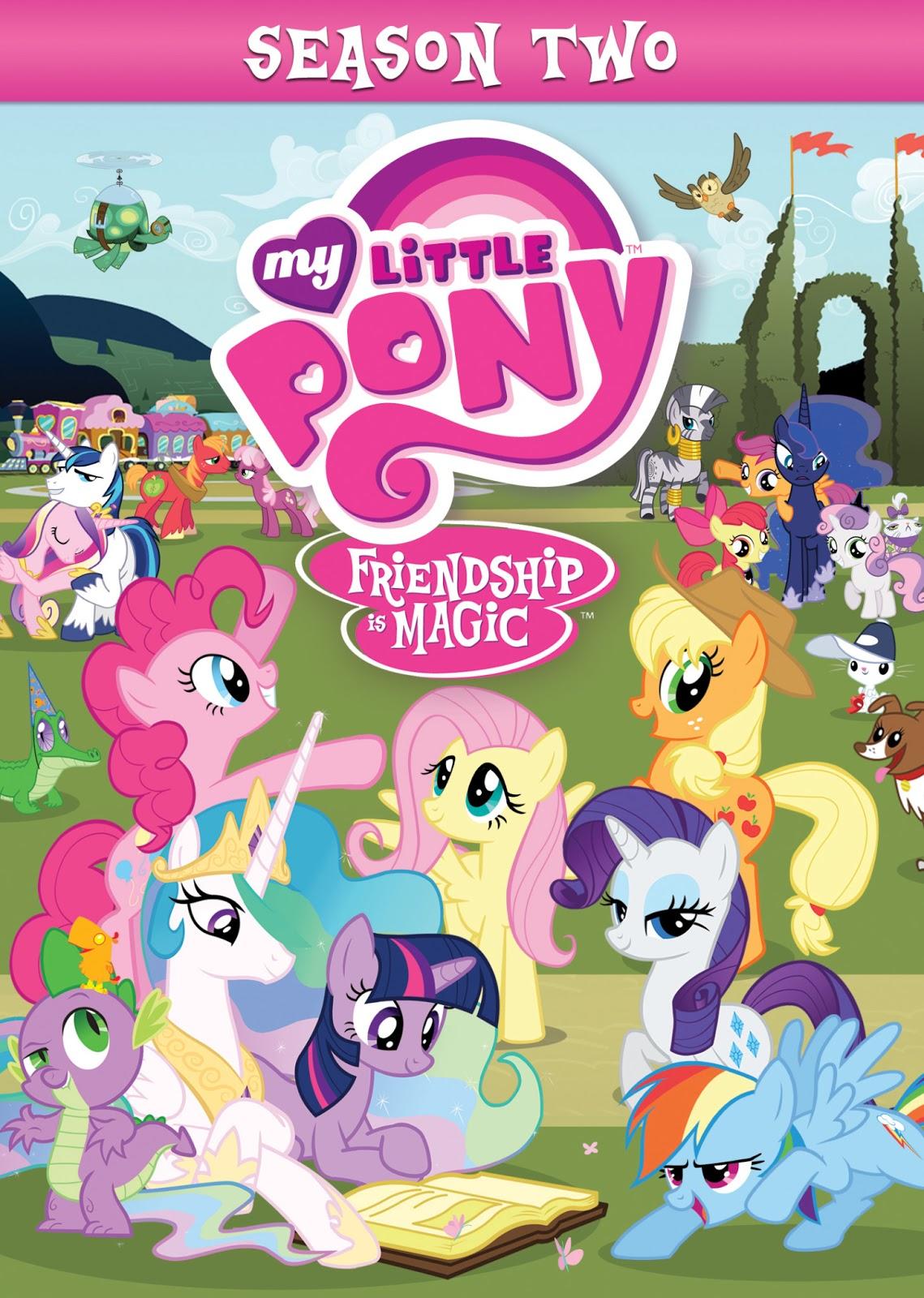 my little pony 2 season фото