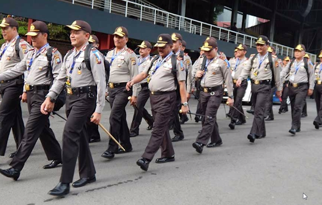 Polisi Periksa 11 Saksi Dalam Lomba Makan Cepat di Tanggerang