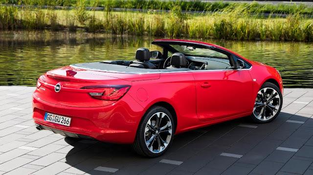 El genuino estilo de un convertible - Opel Cascada Supreme
