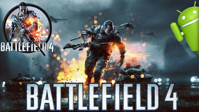 Battlefield 4 MOD APK + OBB for Android Mobile