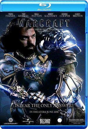 Warcraft 2016 HDRip 720p