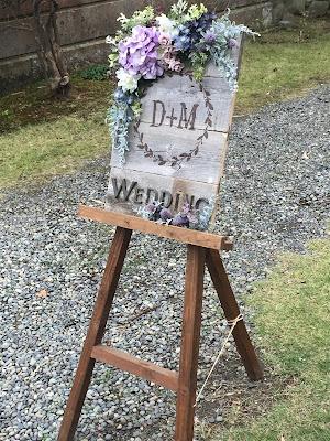 Detalle de la entrada boda Daisuke y Mika