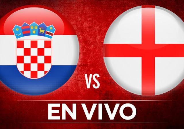 Croatia vs England Full Match Replay 11 July 2018