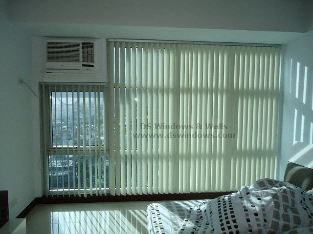 Getting Ready for the Summer Heat with PVC Vertical Blinds - Highway Hills, Mandaluyong City