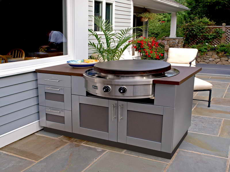 home in the world how to build outdoor kitchen cabinets