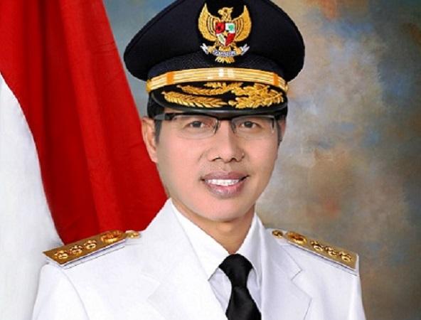 Gubernur Sumbar Irwan Prayitno (bisnis.com)