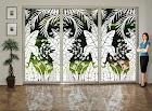 Decorative WINDOW Film for Sliding GLASS Doors