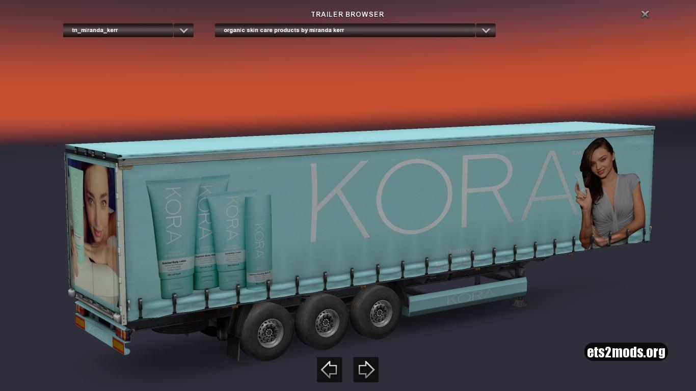 Trailer Kora