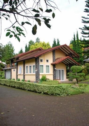 Villa ChavaMinerva Istana Bunga - Lembang