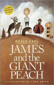 "Kid's Group Reads ""James and the Giant Peach"" for October 19, 2016"