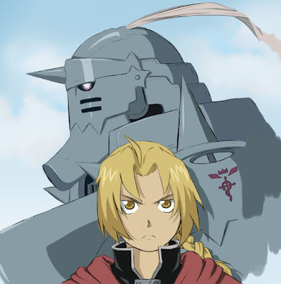 A Picture Collection of the Elric Brothers When They Were Young
