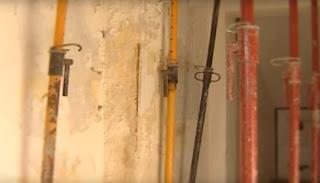 Aluminosis en edificios - Síntomas