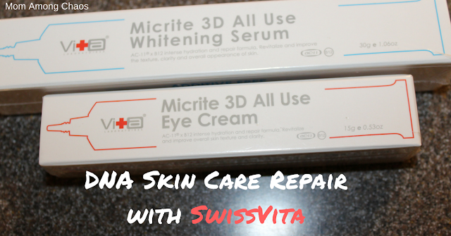 DNA Repair Skin Care with SwissVita