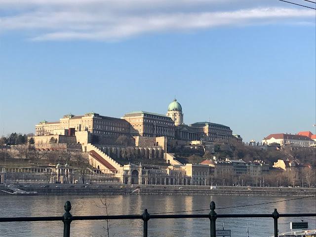 Château de Budapest Hongrie