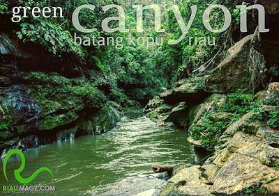 Sungai Kapur si Batang Kopu Yang Indah