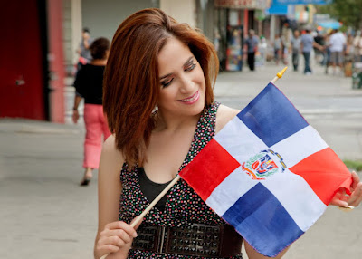 chica dominicana