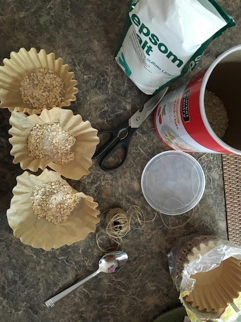 Beauty Begins with Biscotti: Moisturizing Bath Salts
