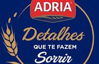 Promoção Adria Detalhes que te fazem Sorrir promoadria.com.br