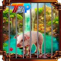Top10NewGames Rescue The Pig
